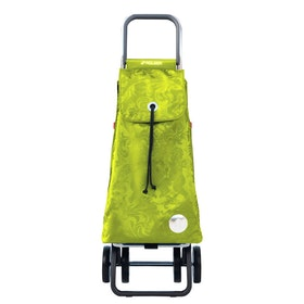 Shoppingvagn Rolser 2+2 Logic Gloria lime