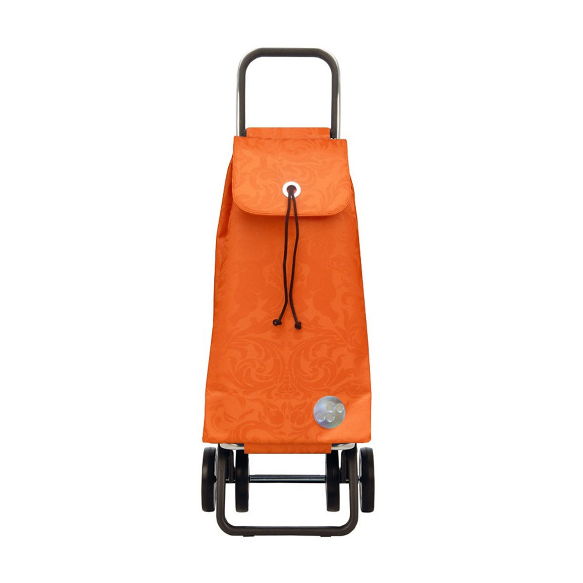 Shoppingvagn Rolser 2+2 Logic Gloria orange