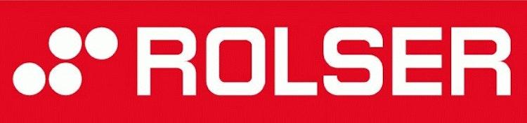 Rolser 2+2 Logic Rock Imax svart röd