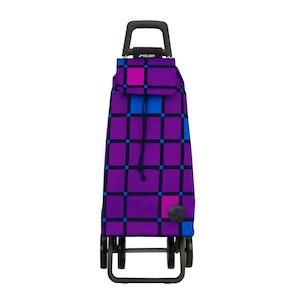 Shoppingvagn Rolser 2+2 Quadro lila
