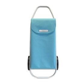 Shoppingvagn Rolser Com 8 skinn blå