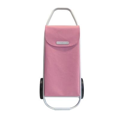Shoppingvagn Rolser Com 8 skinn rosa
