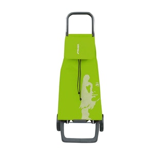 Shoppingvagn Rolser Joy Jet Claudia limegrön