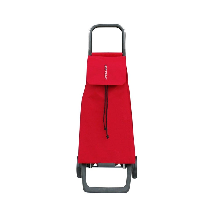 Shoppingvagn Rolser Joy Jet LN röd