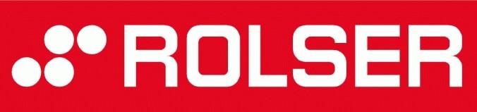 Shoppingvagn Rolser Joy Jet Logos röd