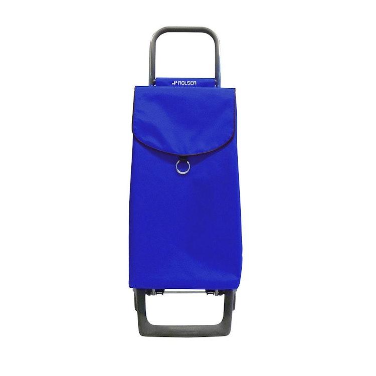 Shoppingvagn Rolser Joy Jet Pep blå billig pris bra