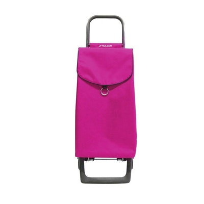 Shoppingvagn Rolser Joy Jet Pep cerise