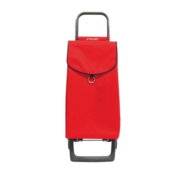Shoppingvagn Rolser Joy Jet Pep röd billig bäst pris prisvärd