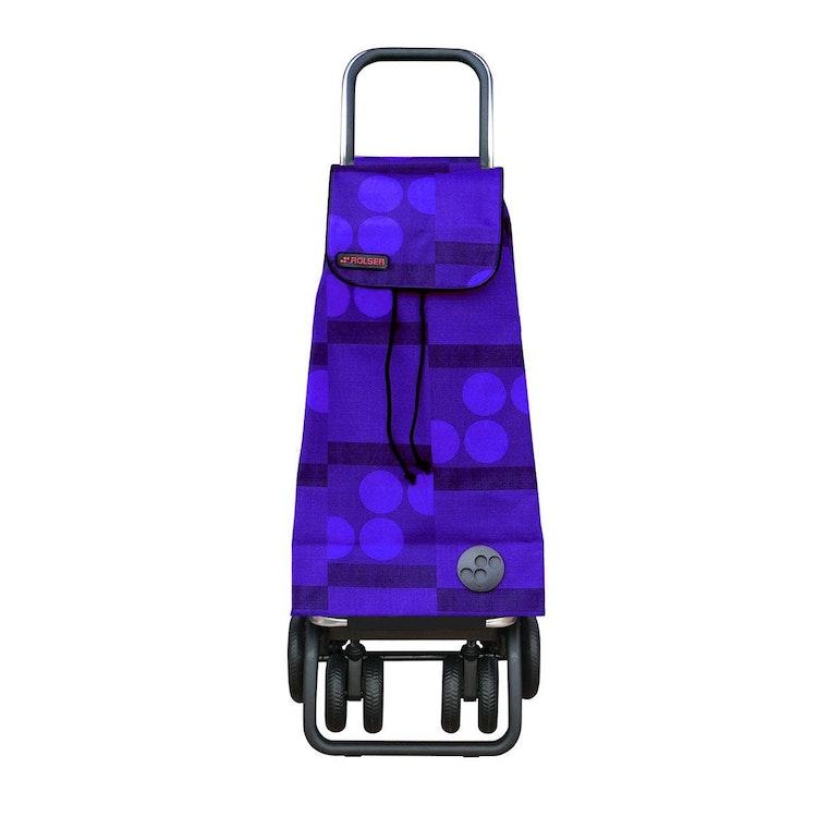 Shoppingvagn Rolser Logic Tour Imax Logos blå