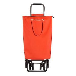 Shoppingvagn Rolser Logic Tour Superbag röd