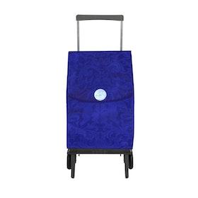 Shoppingvagn Rolser Plegamatic Gloria blå