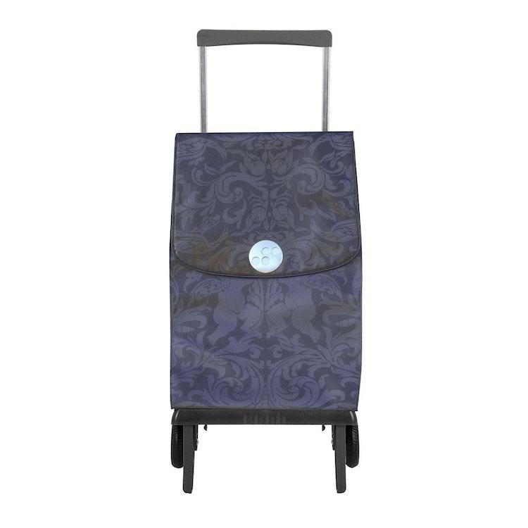 Shoppingvagn Rolser plegamatic gloria grå bäst pris billig