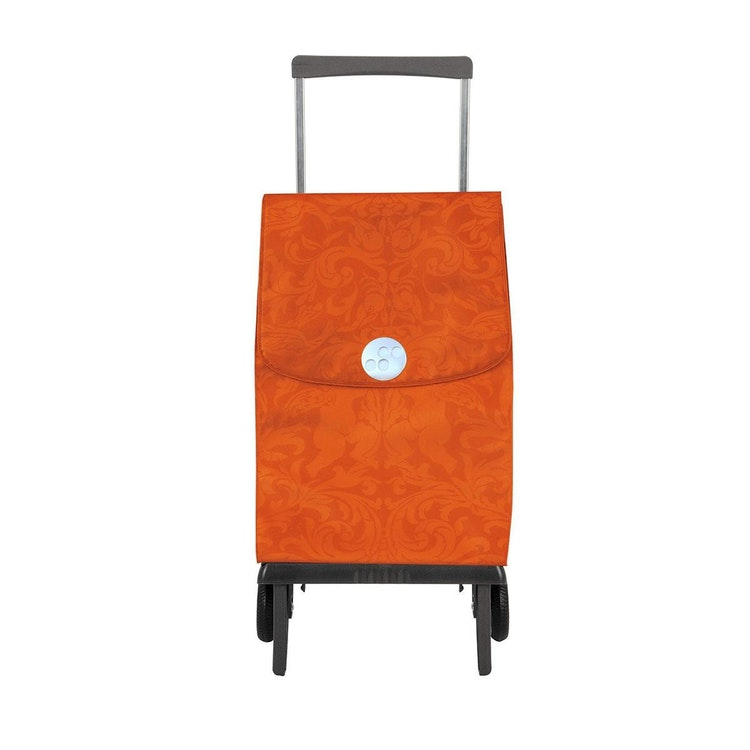 Shoppingvagn Rolser Plegamatic Gloria Mandarin