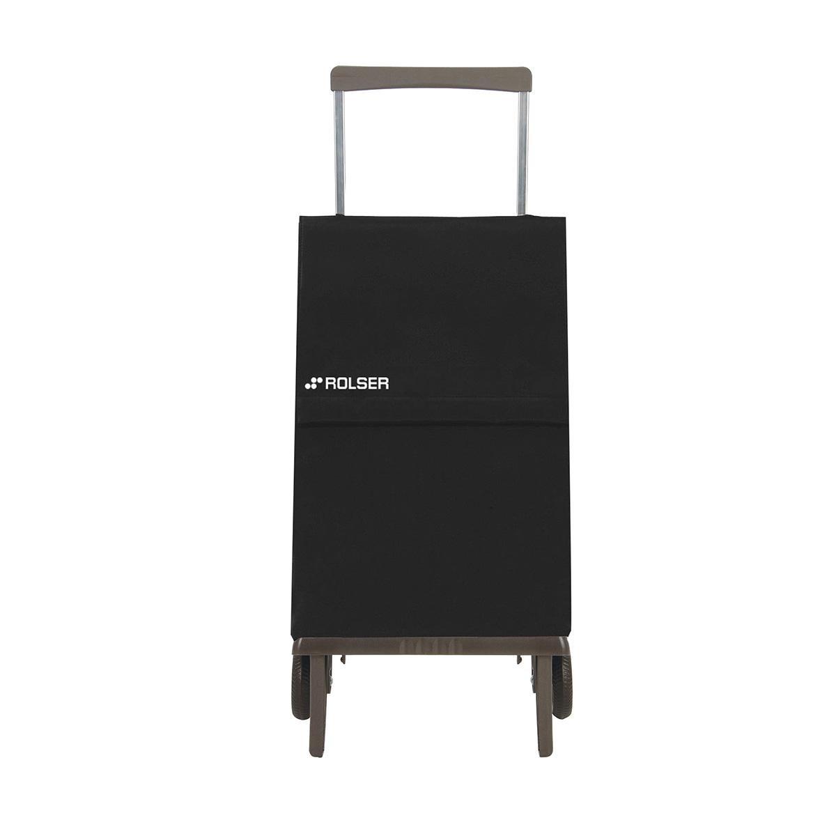 Shoppingvagn Rolser Plegamatic MF svart