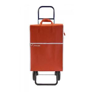 Shoppingvagn Rolser RG Lider röd