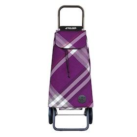 Shoppingvagn Rolser RG Logic Imax Bora lila