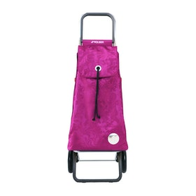 Shoppingvagn Rolser RG Logic Gloria cerise