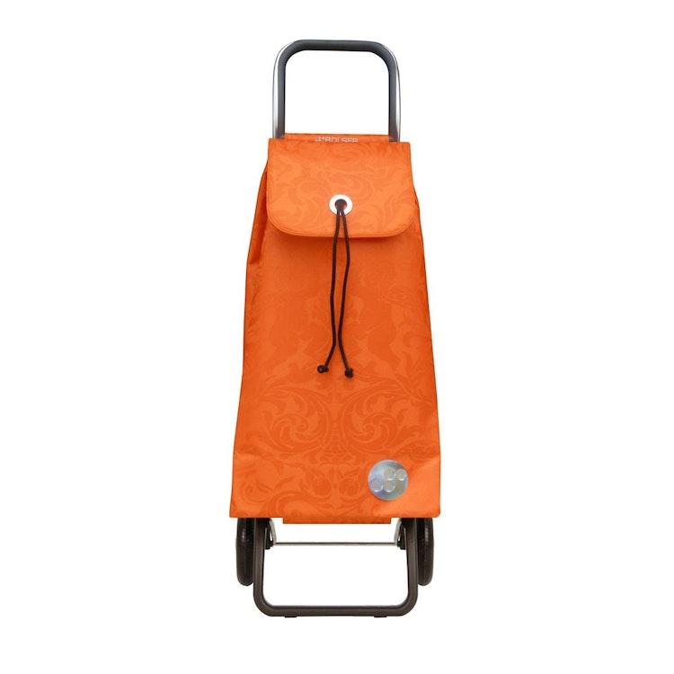 Shoppingvagn Rolser RG Logic Gloria orange änglar billig pris bra bäst bästa