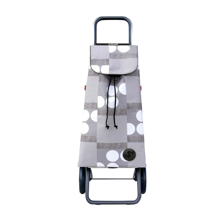 Shoppingvagn Rolser RG Logic Imax Logos grå bra pris billig