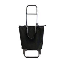 Shoppingvagn Rolser RG Logic minibag svart
