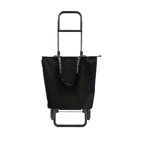 Shoppingvagn Rolser RG Logic minibag svart