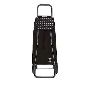 Shoppingvagn Rolser RG Logic Rock Imax svart blå