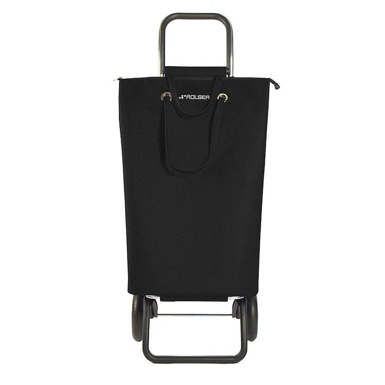 Shoppingvagn Rolser RG Logic Superbag svart