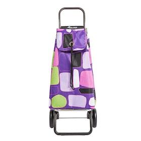 Shoppingvagn Rolser RG Logic Imax Bancal lila