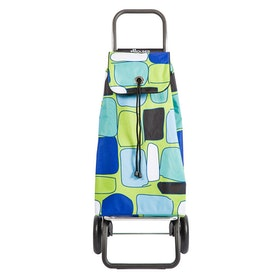Shoppingvagn Rolser RG Logic Imax Bancal grön