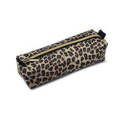 Penselfodral leopard brun Studio