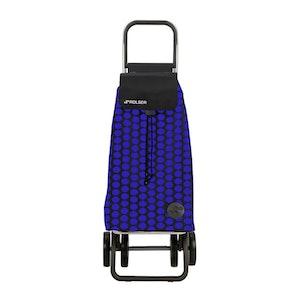 Shoppingvagn Rolser 2+2 Logic Luna blå