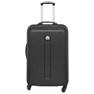 Resväska svart 67 cm Helium Delsey