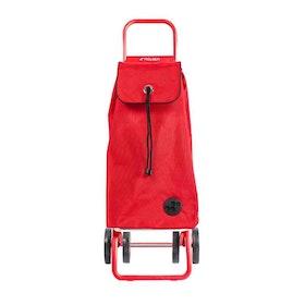 Shoppingvagn Rolser 2+2 Logic Imax Color röd