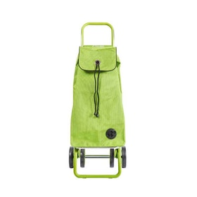Shoppingvagn Rolser 2+2 Logic Imax Color lime