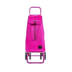 Shoppingvagn Rolser 2+2 Logic Imax Color cerise