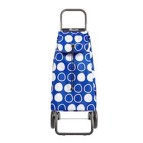 Shoppingvagn Rolser RG Logic Imax Symbol blå