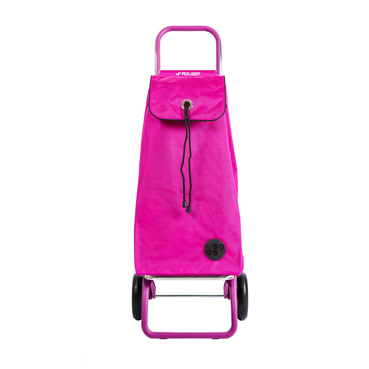 Shoppingvagn Rolser RG Logic Imax Color cerise