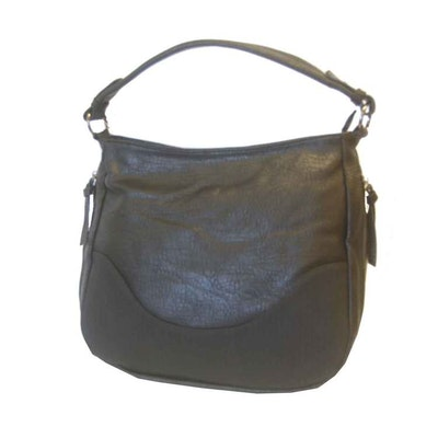 Handväska svart PU SAC 5130100