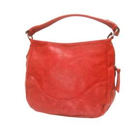 Handväska röd PU SAC 5130100