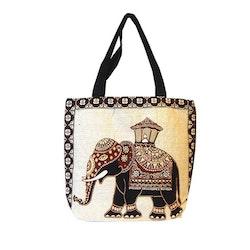 Tygkasse elefant SAC