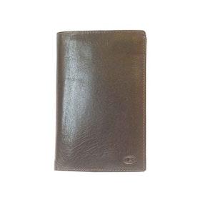 Plånbok herr skinn brun SAC 6316020