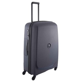 Resväska antracitgrå 76 cm Belmont Delsey