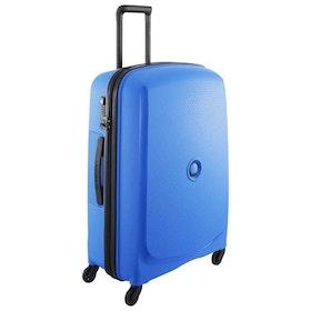 Resväska ljusblå 70 cm Belmont Delsey