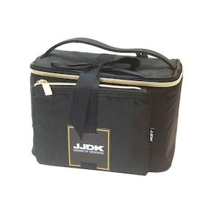 Sminkbox + sminkväska svart JJDK