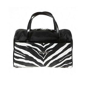 Sminkbox zebra svart vit Gillian Jones