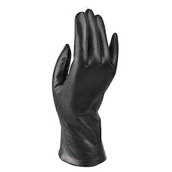 Handskar dam skinn bruna tunna