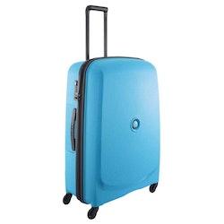 Resväska ljusblå 76 cm Belmont Delsey