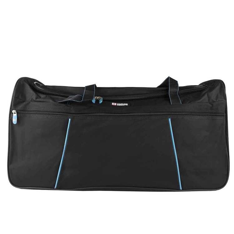 Bag tyg svart-blå Oakland Enrico Benetti