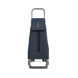 Shoppingvagn Rolser Joy Jet Tweed marinblå