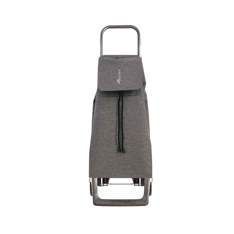 Shoppingvagn Rolser Joy Jet Tweed grå